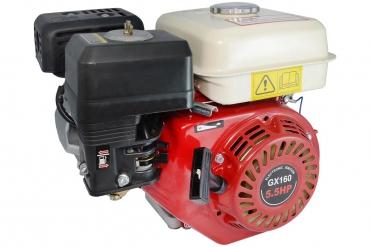 Двигатель GX 160 аналог Honda GX 160 (Хонда GX 160) Тип Q (D=19.05 mm)