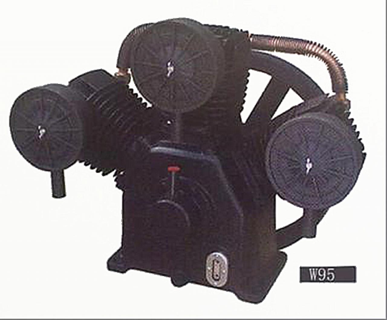 Поршневой блок W-95, Compressor W-95I