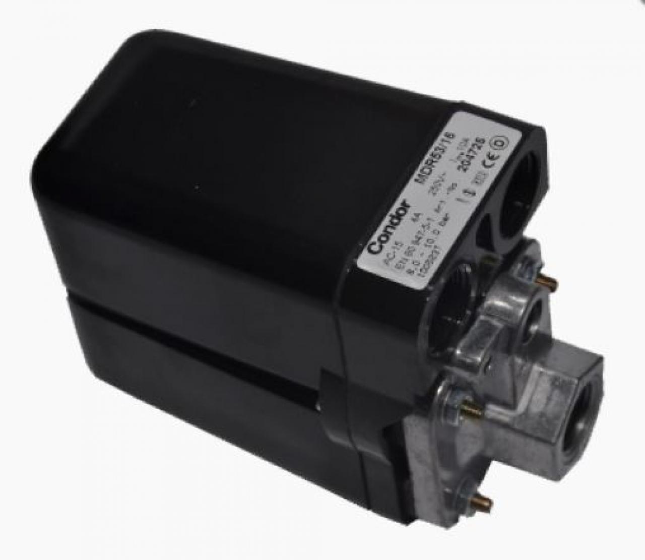 Реле давления к винтовым компрессорам REMEZA Condor MDR 53/16