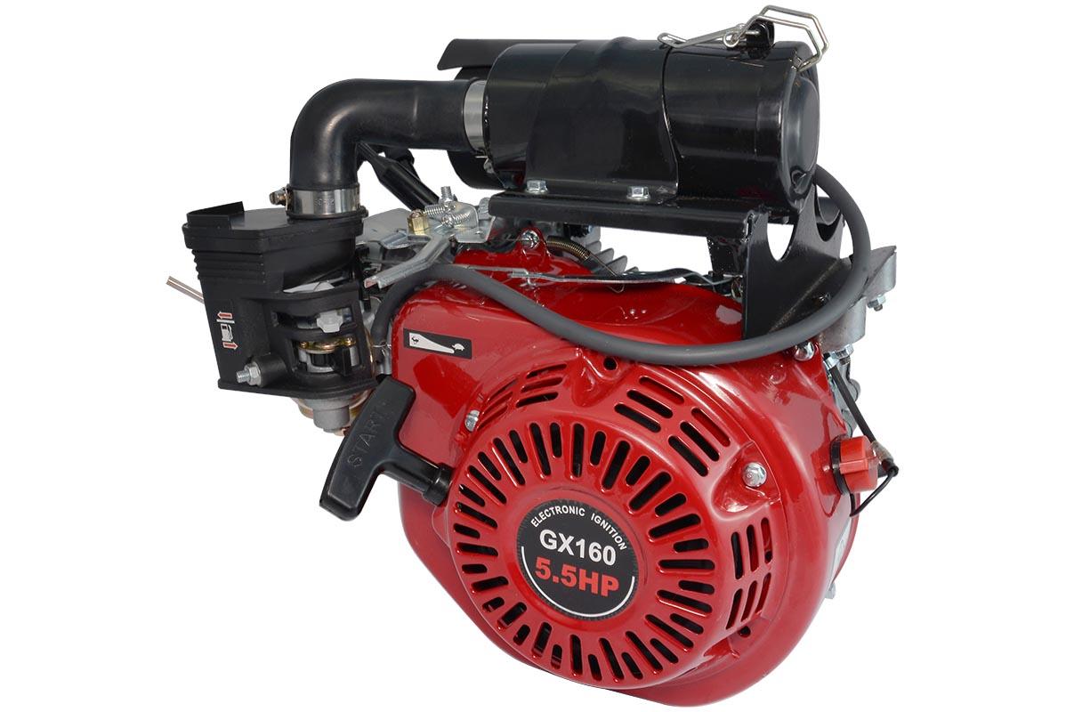 Двигатель GX 160 аналог Honda GX 160 (Хонда GX 160) (D=20 mm)