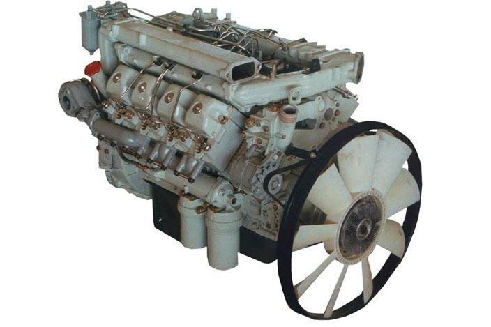 КАМАЗ 740.58-300 160кВт