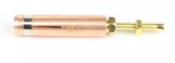 Цанга для приварки шпилек М4