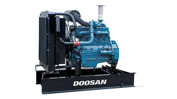 Doosan P086TI-I
