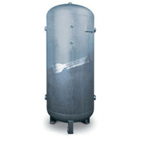 Ресивер воздушный сжатого воздуха V 900/11 Z оцинкованный (Ceccato) Воздухосборники