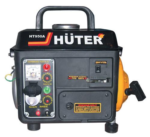 Бензогенератор HUTER HT950A