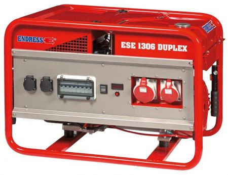 Бензогенратор Endress ESE 1306 DSG-GT/A Duplex с АВР