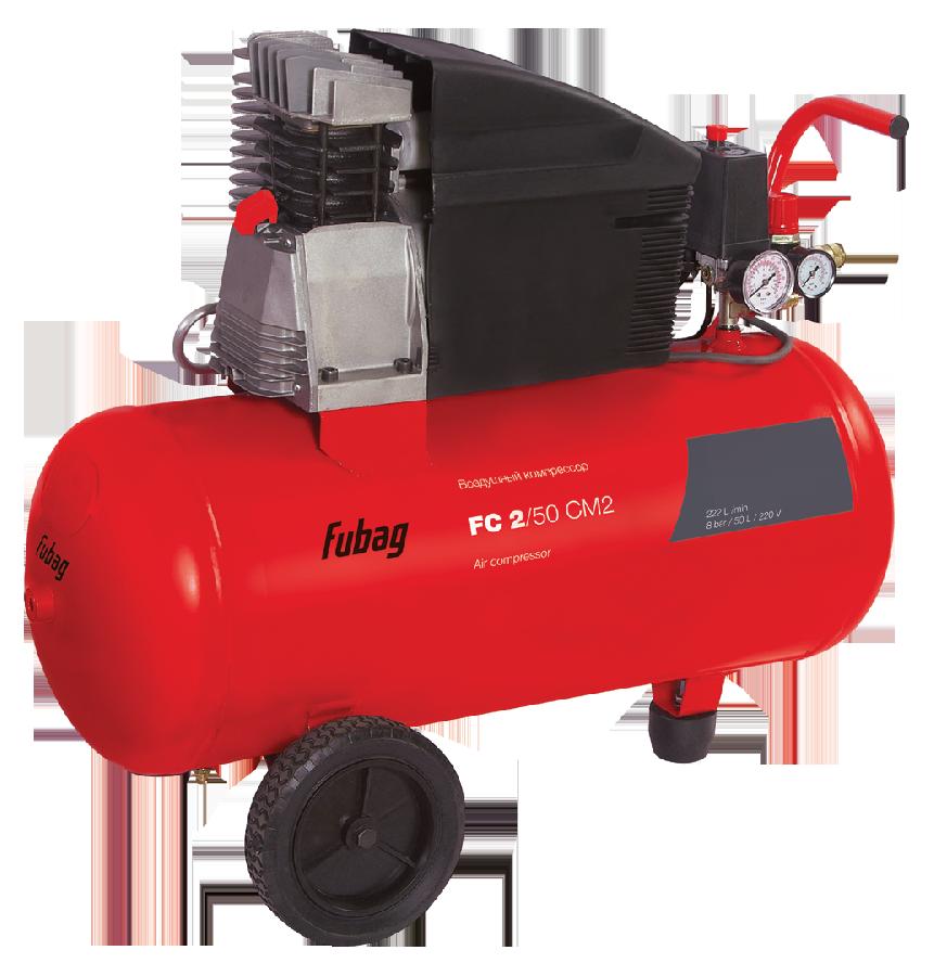 Поршневой компрессор Fubag FC 2/50 CM2