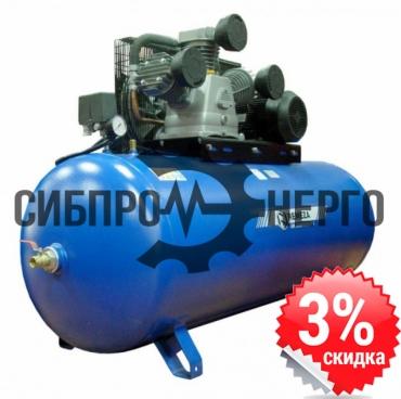Компрессор поршневой ременной Ремеза (AirCast) СБ4/Ф-500.LB75