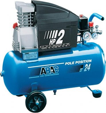 Компрессор поршневой ABAC Pole Position L20P (241)