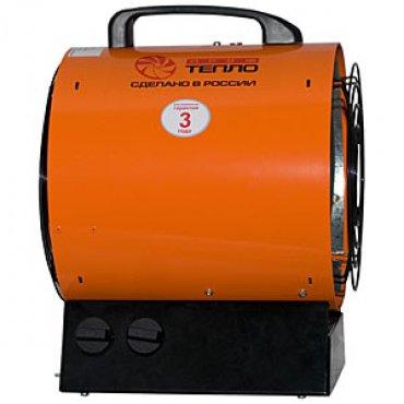 Тепловентилятор ПрофТепло ТТ-3Т апельсин