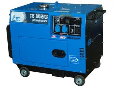 TSS SDG 5000 ES (АВР)