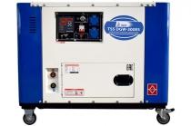 Дизельный сварочный генератор TSS DGW-300ES