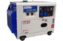 Дизельный сварочный генератор TSS DGW-250ES