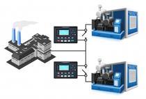 Синхронизация ДГУ 100-150 кВт ComAp