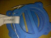 Прокладка блока клапанов верхняя Ф65 (Aircast LB-30, LB-40) арт. 21154001