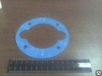 Прокладка блока клапанов, нижняя Ф80 (Aircast LB-50, LB-75) арт. 21151005