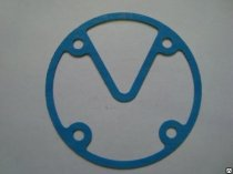 Прокладка блока клапанов верхняя Ф80 (Aircast LB-50, LB-75) арт. 21154003