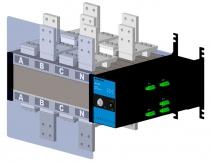 Реверсивный рубильник (Блок ATS) SKT1 3200А