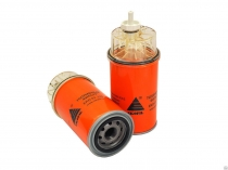 Топливный сепаратор (в сборе с колбой) EKO-03.370, FLEETGUARD FS1242 .