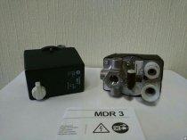 Прессостат MDR3-11 10А 380 В , к компрессорам Remeza (Ремеза), ABAC