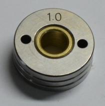 Ролик V 1,0/1.2 для полуавтоматов PRO MIG/MMA 400F / 500F