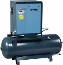 LB 5,5-08/200 Винтовой компрессор с ременным приводом