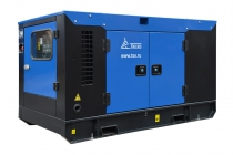 Дизельный генератор ТСС АД-10С-Т400-1РКМ13 в шумозащитном кожухе