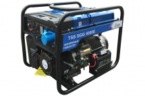 Бензогенератор TSS SGG 5000 E