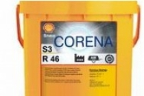 Shell corena s3 r46 масло компрессорное. 5л