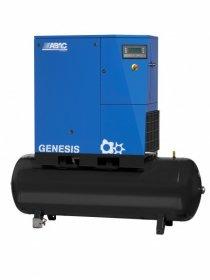Винтовой компрессор ABAC серии GENESIS I.22 6-13 бар