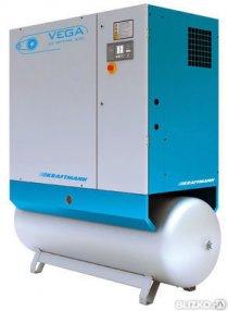 Винтовой компрессор Kraftmann серии VEGA 4 PLUS R 500