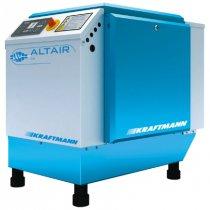Компрессор винтовой Kraftmann серии ALTAIR 20 O с осушителем и фильтрами