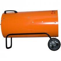 Газовая тепловая пушка ПрофТепло КГ-81 апельсин