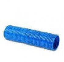 Спиральный шланг Camozzi TSP 6/4 (7,5 м L рабочая 3,75 м)