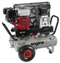 Бензиновый поршневой компрессор EngineAIR А39B/11+11 5.5HP