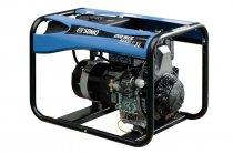 Дизельный генератор DIESEL 6000 E XL C