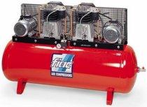 Компрессор поршневой с ременным приводом Fiac ABT 500-1350 10 бар ТБ без пульта Тандем