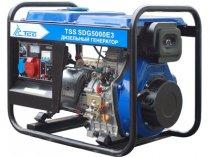 Дизельный генератор TSS SDG 5000 E3