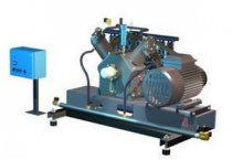 Поршневой компрессор дожимающий (бустерный) ADP 720/4