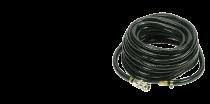 Шланг с фитингами рапид маслостойкая термопластичная резина 20бар 8x13мм 15м
