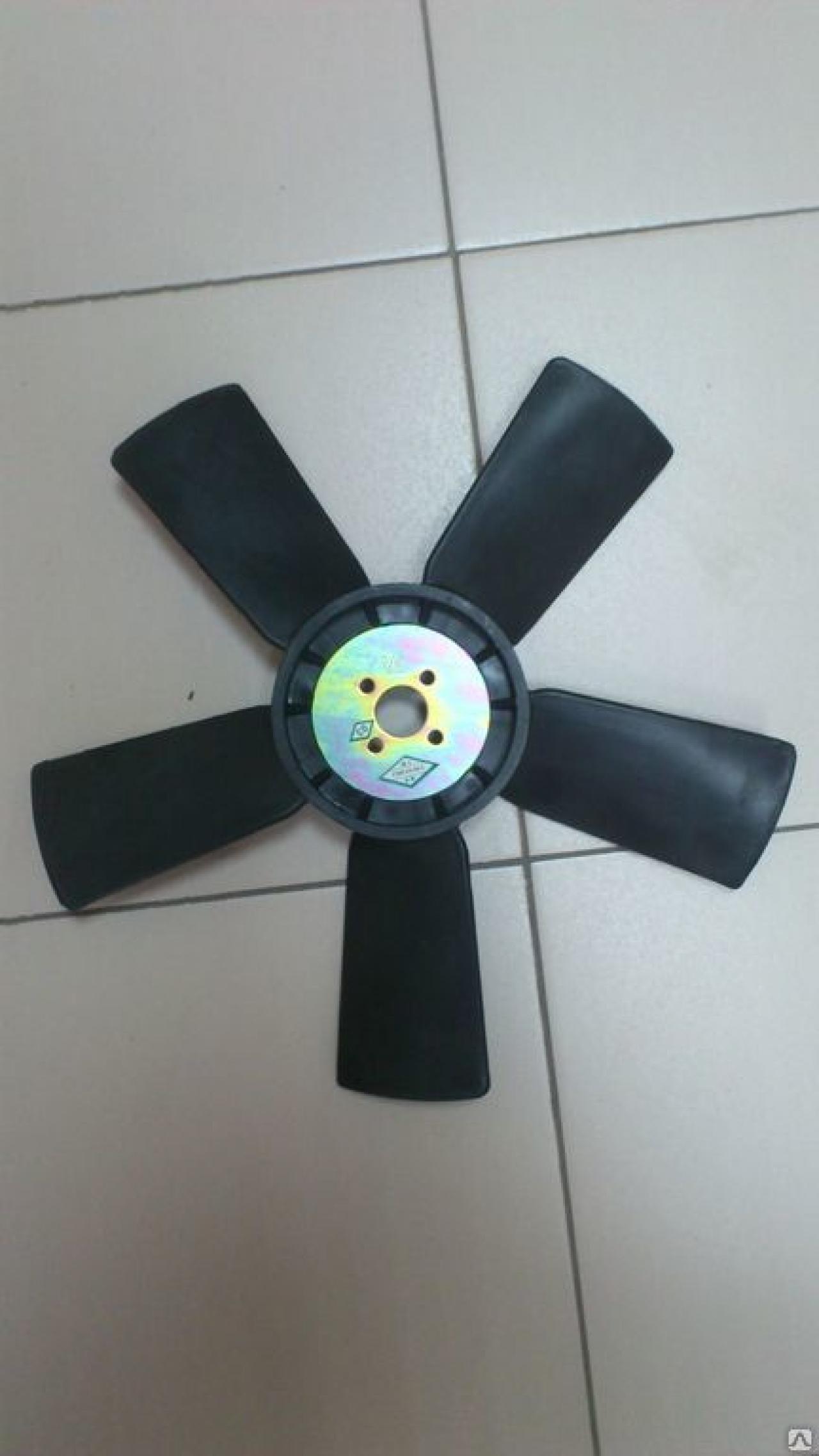 Крыльчатка охлаждения радиатора KIPOR (KDE) KM376