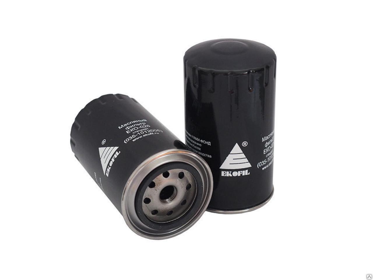Масляный фильтр EKO-02.269, ABC BUS 631301350, FLEETGUARD LF777.