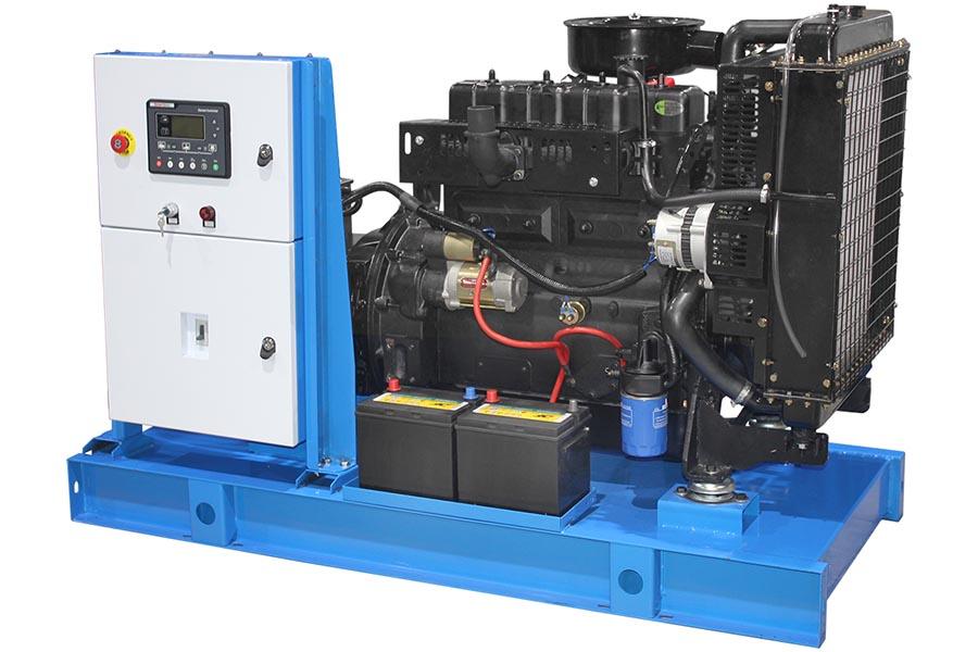 Дизельный генератор ТСС АД-30С-Т400-1РМ19