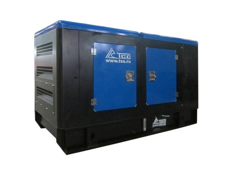 Дизельный генератор ТСС АД-10С-Т400-1РПМ18
