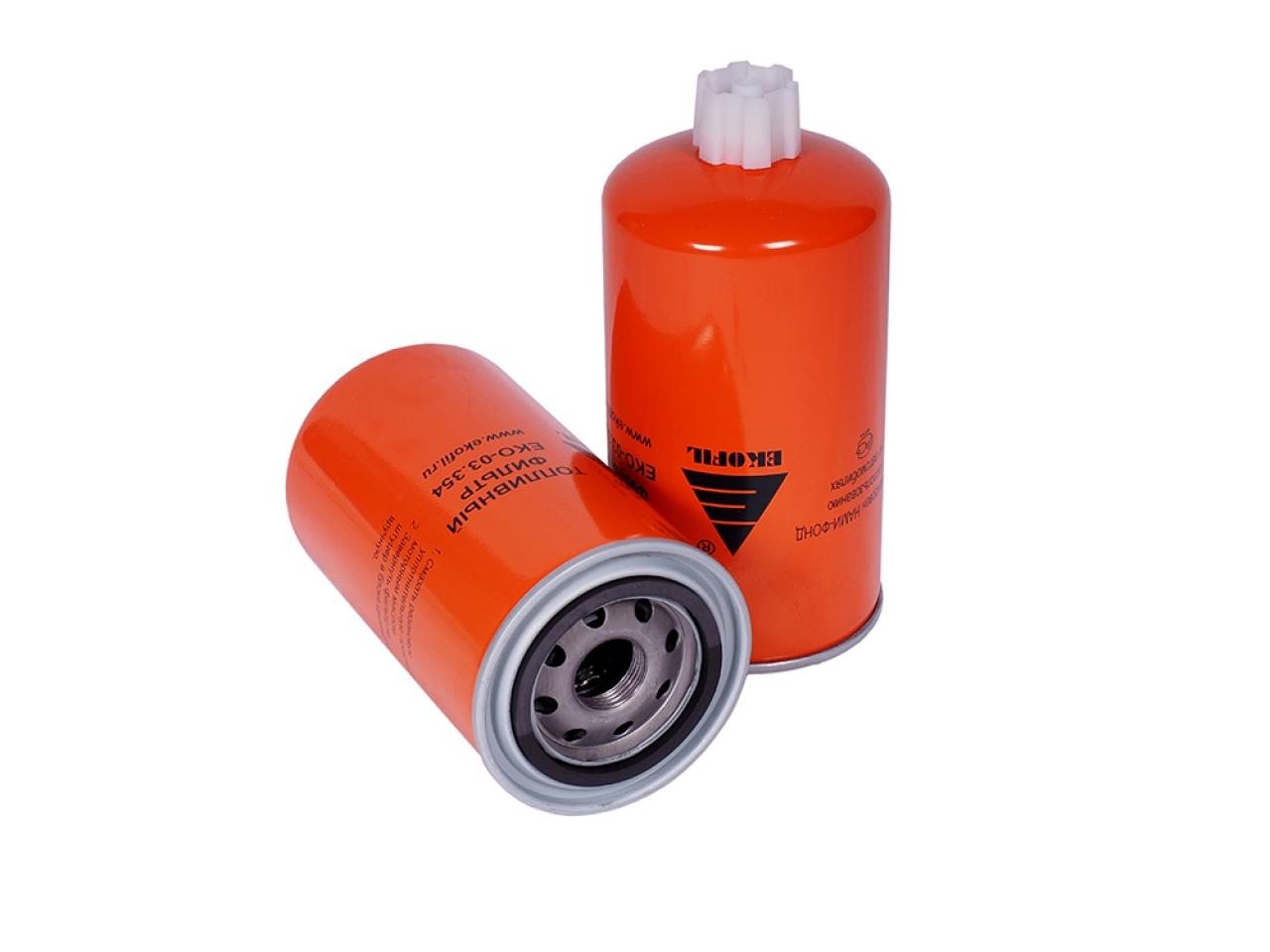 Топливный фильтр EKO-03.354, FLEETGUARD FS1212,  HIFI SN1212.