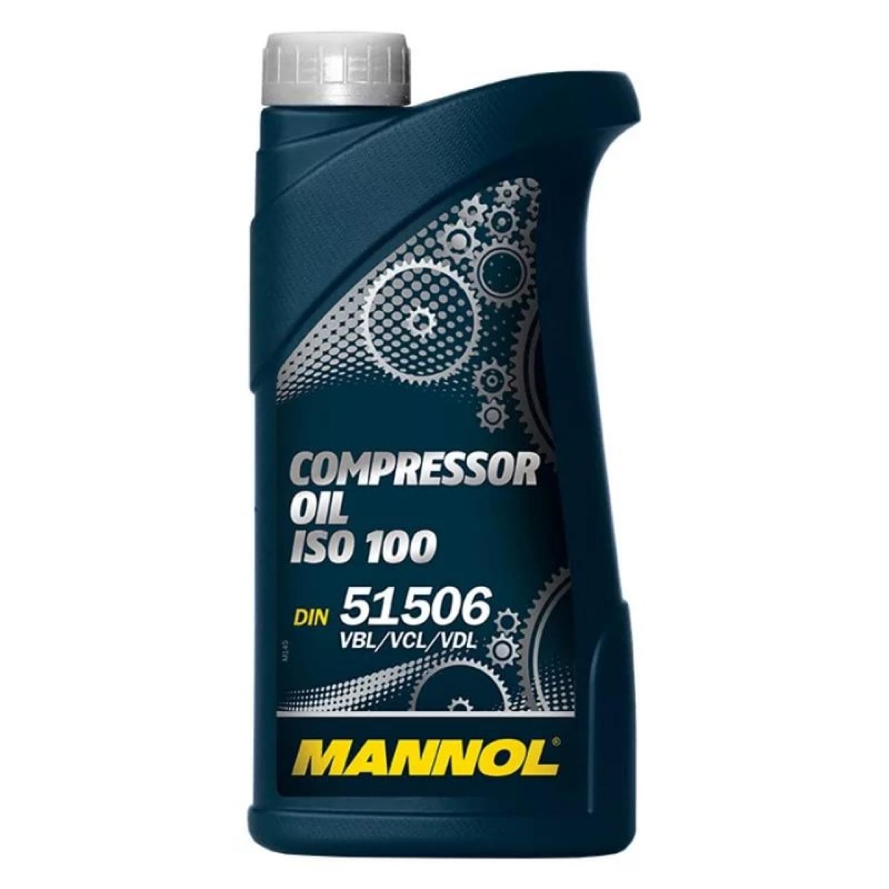 Mannol Compressor Oil ISO 46, 1л.