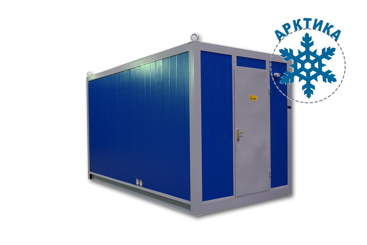 Контейнер ПБК-4,5 4500х2300х2500 арктического исполнения