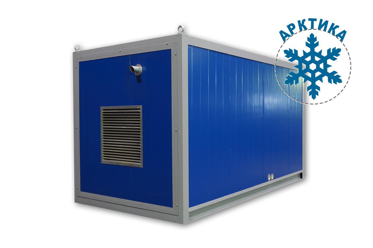 Контейнер ПБК-6 6000х2300х2900 арктического исполнения