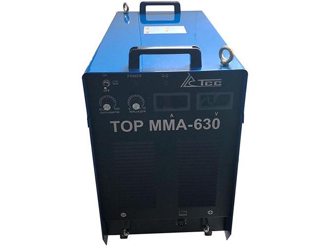 Сварочный инвертор ТСС TOP MMA-630