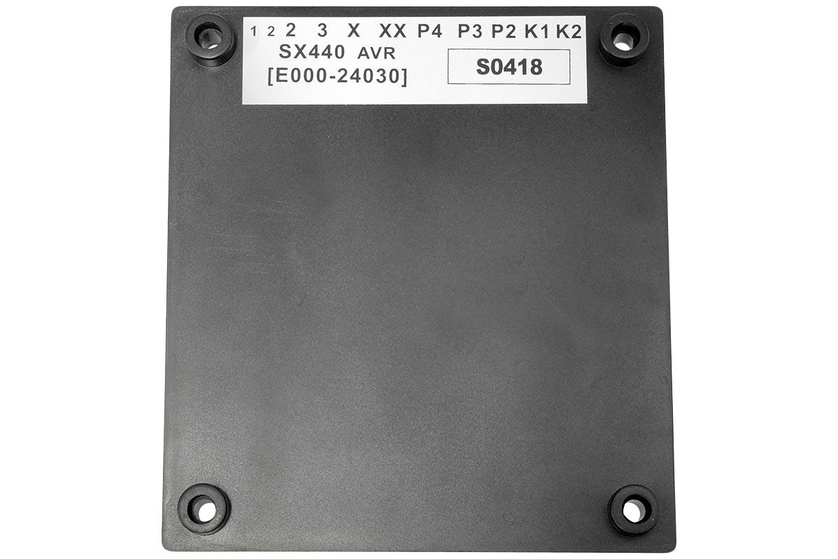 Регулятор напряжения AVR SX440 ( EA440, ZL440D)